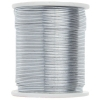 Beading Wire 24g Silver 24yds